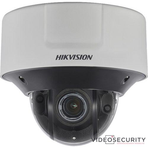 Hikvision DS-2CD5546G0-IZHSY (2.8-12)(B) 4 MP WDR DarkFighter motoros zoom EXIR Smart IP dómkamera hang és I/O rozsdamentes