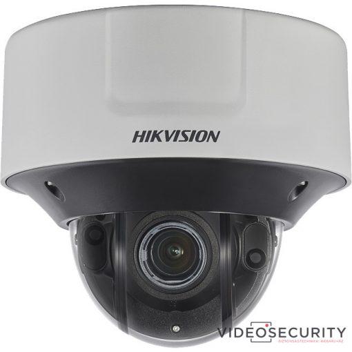 Hikvision DS-2CD5546G0-IZHSY (2.8-12)(B) 4 MP WDR DarkFighter motoros zoom EXIR Smart IP dómkamera; hang és I/O; rozsdamentes