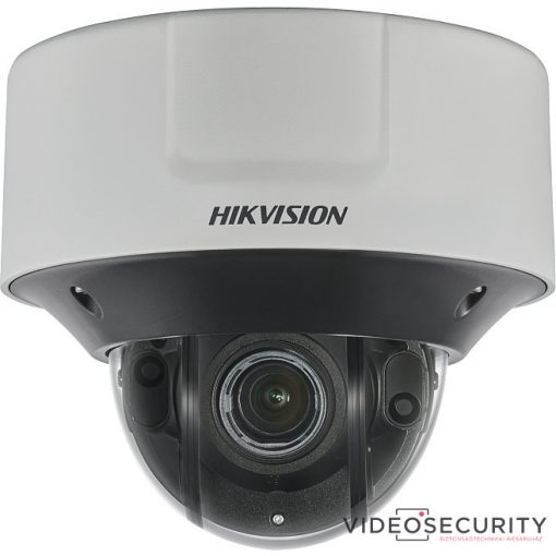 Hikvision DS-2CD5546G0-IZHS (2.8-12)(B) 4 MP WDR DarkFighter motoros zoom EXIR Smart IP dómkamera; hang és riasztás be- és kimenet
