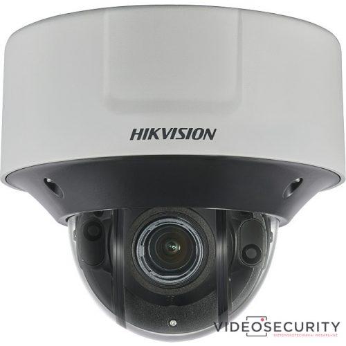 Hikvision DS-2CD5546G0-IZS (2.8-12mm) 4 MP WDR DarkFighter motoros zoom EXIR Smart IP dómkamera hang és riasztás be- és kimenet