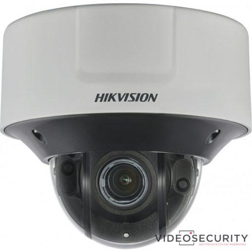 Hikvision DS-2CD55C5G0-IZHS(2.8-12mm)(B) 12 MP DarkFighter motoros zoom EXIR Smart IP dómkamera; hang be- és kimenet