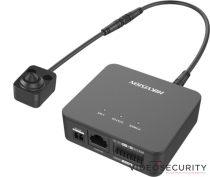 Hikvision - 2 MP WDR rejtett IP kamera 1 db felületre szerelhető kamerafejjel; 3.7 mm fókusztávolsággal