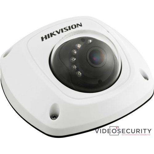 Hikvision DS-2CD6510D-IO (4mm) 1.3 MP fix IR IP mini dómkamera mobil alkalmazásra RJ45 csatlakozóval