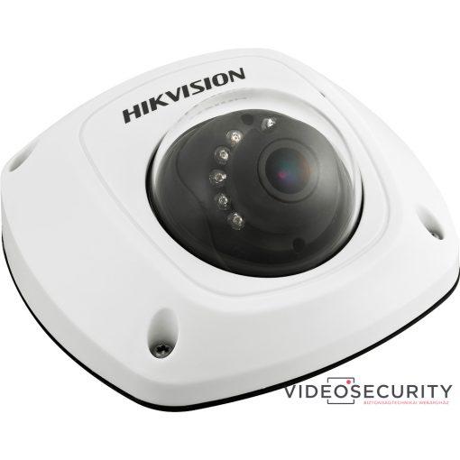 Hikvision DS-2CD6510D-IO (4mm) 1.3 MP fix IR IP mini dómkamera mobil alkalmazásra; RJ45 csatlakozóval