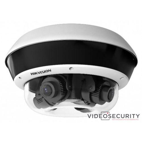 Hikvision DS-2CD6D24FWD-IZHS (2.8-12mm) PanoVu Flexible 4x2 MP vandálbiztos EXIR IP panorámakamera hang és riasztás be- és kimenet