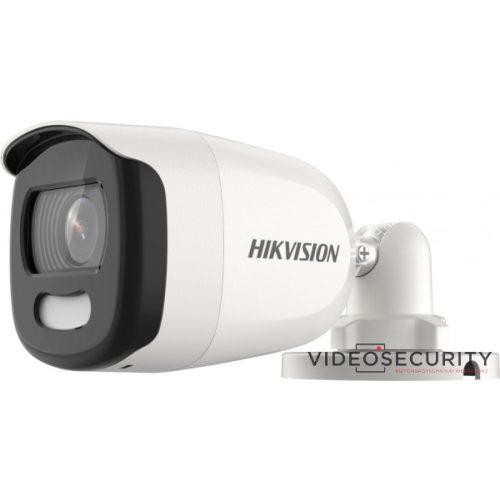 Hikvision DS-2CE10HFT-E (2.8mm) 5 MP ColorVu THD WDR fix csőkamera; OSD menüvel; PoC
