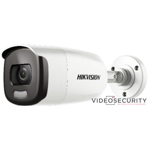 Hikvision DS-2CE12DFT-F (3.6mm) 2 MP ColorVu THD WDR fix csőkamera; OSD menüvel