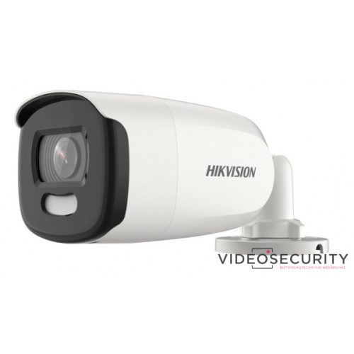 Hikvision DS-2CE12HFT-F28 (2.8mm) 5 MP ColorVu THD WDR fix csőkamera OSD menüvel