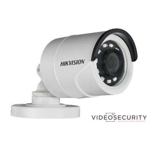 Hikvision DS-2CE16D0T-I2FB (2.8mm) 2 MP THD fix IR csőkamera; OSD menüvel; beépített balun