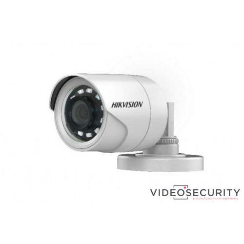 Hikvision DS-2CE16D0T-I2PFB (3.6mm) 2 MP THD fix IR csőkamera; OSD menüvel; beépített balun