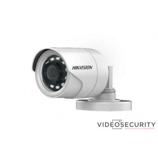 Hikvision DS-2CE16D0T-I2PFB (6mm) 2 MP THD fix IR csőkamera; OSD menüvel; beépített balun