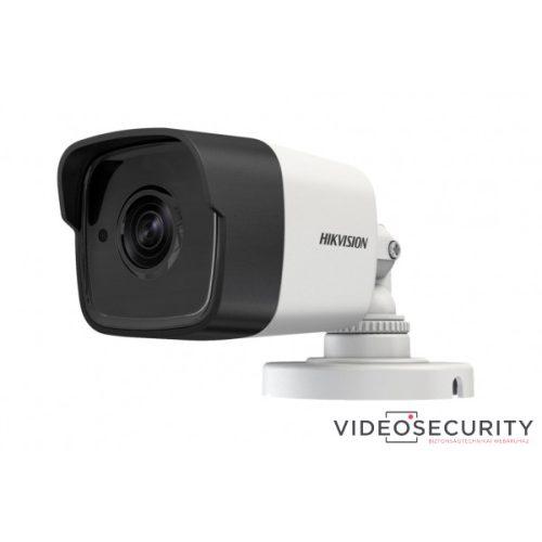 Hikvision DS-2CE16D0T-ITFS (2.8mm) 2 MP THD fix EXIR csőkamera TVI/AHD/CVI/CVBS kimenet beépített mikrofon koax audio