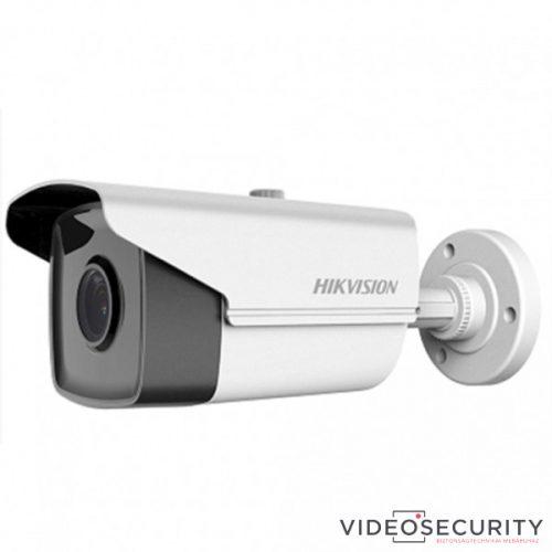 Hikvision DS-2CE16D8T-IT1E (2.8mm) 2 MP THD WDR fix EXIR csőkamera OSD menüvel EXIR 30 m PoC