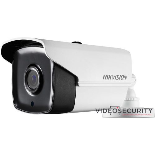 Hikvision DS-2CE16D8T-IT3F (2.8mm) 2 MP THD WDR fix EXIR csőkamera; OSD menüvel; TVI/AHD/CVI/CVBS kimenet