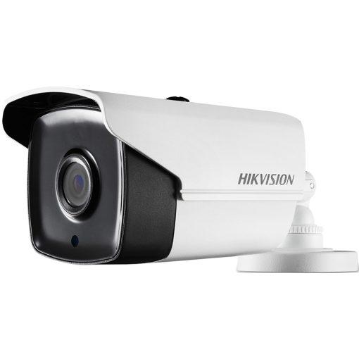 Hikvision - 2 MP THD WDR fix EXIR csőkamera; OSD menüvel; TVI/AHD/CVI/CVBS kimenet