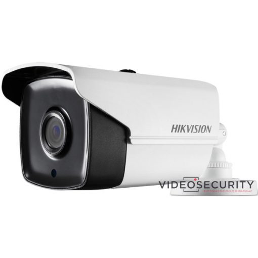 Hikvision DS-2CE16D8T-IT5E (12mm) 2 MP THD WDR fix EXIR csőkamera; OSD menüvel; PoC