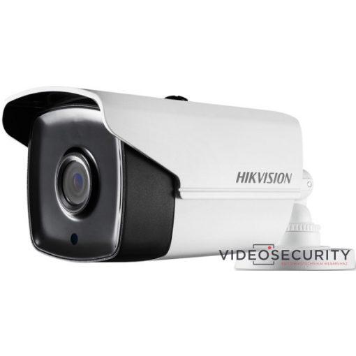 Hikvision DS-2CE16D8T-IT5E (8mm) 2 MP THD WDR fix EXIR csőkamera; OSD menüvel; PoC