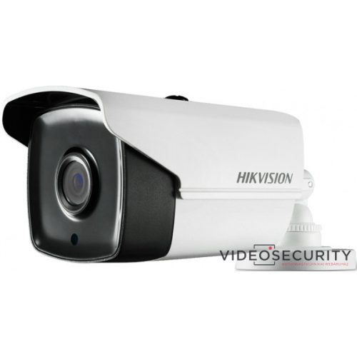 Hikvision DS-2CE16H0T-IT1E (2.8mm) 5 MP THD fix EXIR csőkamera OSD menüvel PoC EXIR 20 m