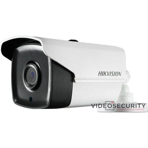 Hikvision DS-2CE16H0T-IT3E (12mm) 5 MP THD fix EXIR csőkamera OSD menüvel PoC