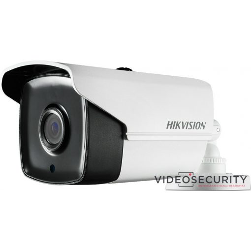Hikvision DS-2CE16H0T-IT3E (12mm) 5 MP THD fix EXIR csőkamera; OSD menüvel; PoC