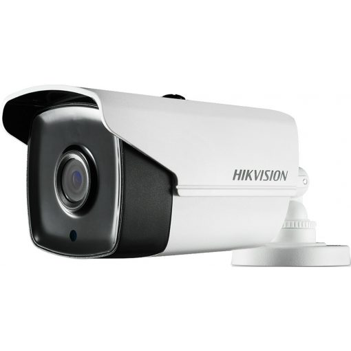 Hikvision DS-2CE16H0T-IT3F (2.8mm) 5 MP THD fix EXIR csőkamera; OSD menüvel; TVI/AHD/CVI/CVBS kimenet