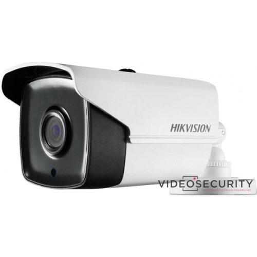 Hikvision DS-2CE16H0T-IT5E (12mm) 5 MP THD fix EXIR csőkamera OSD menüvel PoC