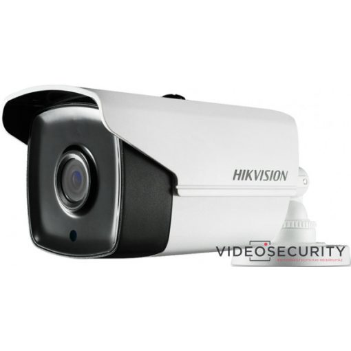 Hikvision DS-2CE16H0T-IT5E (12mm) 5 MP THD fix EXIR csőkamera; OSD menüvel; PoC