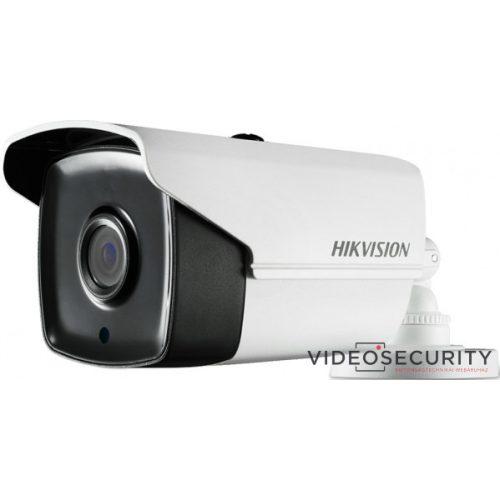 Hikvision DS-2CE16H0T-IT5E (6mm) 5 MP THD fix EXIR csőkamera OSD menüvel PoC