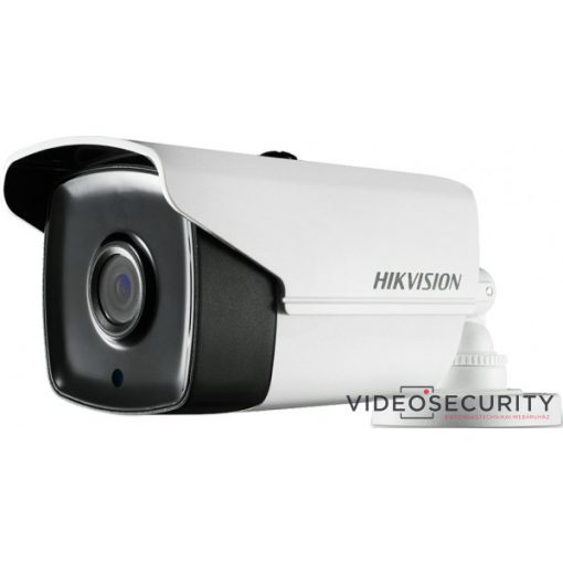 Hikvision DS-2CE16H0T-IT5E (6mm) 5 MP THD fix EXIR csőkamera; OSD menüvel; PoC