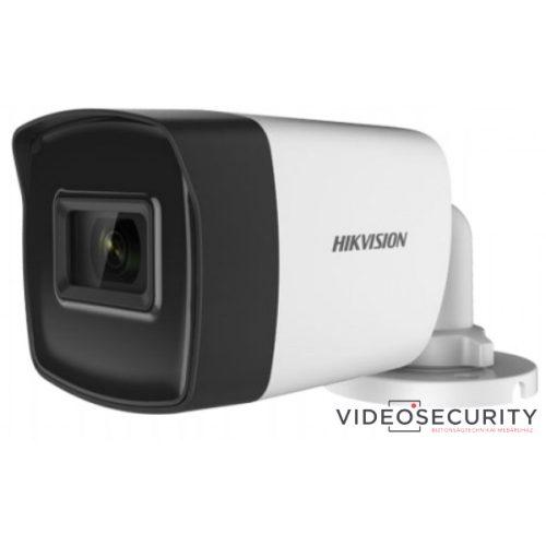 Hikvision DS-2CE16H0T-IT5F (12mm) (C) 5 MP THD fix EXIR csőkamera OSD menüvel TVI/AHD/CVI/CVBS kimenet