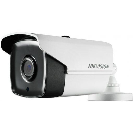 Hikvision DS-2CE16H0T-IT5F (3.6mm) 5 MP THD fix EXIR csőkamera; OSD menüvel; TVI/AHD/CVI/CVBS kimenet