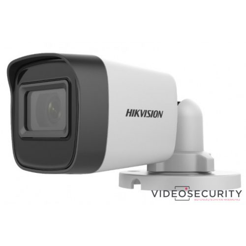 Hikvision DS-2CE16H0T-ITF (2.4mm) (C) 5 MP THD fix EXIR csőkamera OSD menüvel TVI/AHD/CVI/CVBS kimenet
