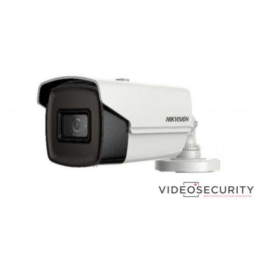 Hikvision DS-2CE16H8T-IT5F (12mm) 5 MP THD WDR fix EXIR csőkamera; OSD menüvel; TVI/AHD/CVI/CVBS kimenet