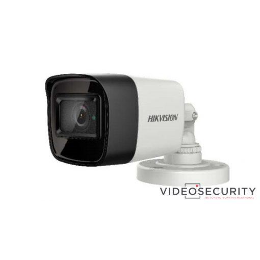Hikvision DS-2CE16H8T-ITF (3.6mm) 5 MP THD WDR fix EXIR csőkamera; OSD menüvel; TVI/AHD/CVI/CVBS kimenet