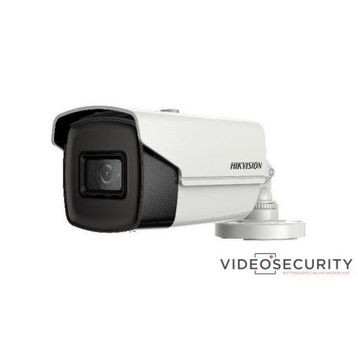 Hikvision DS-2CE16U1T-IT3F (12mm) 8 MP THD fix EXIR csőkamera; OSD menüvel; TVI/AHD/CVI/CVBS kimenet