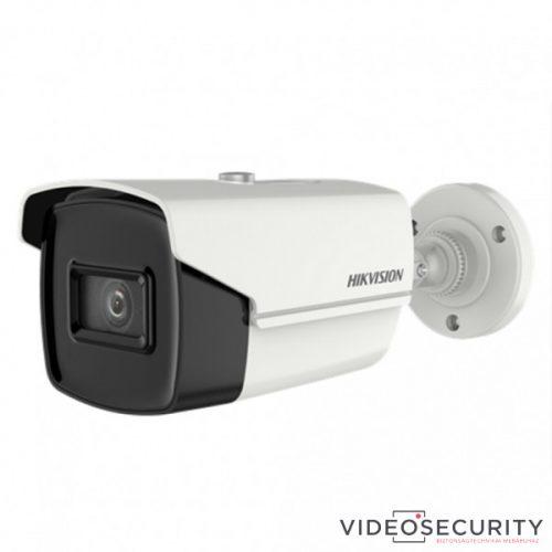 Hikvision DS-2CE16U7T-IT3F (3.6mm) 8 MP THD WDR fix EXIR csőkamera OSD menüvel