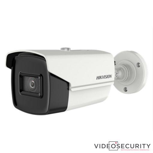 Hikvision DS-2CE16U7T-IT3F (6mm) 8 MP THD fix EXIR csőkamera; OSD menüvel