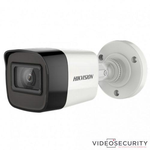 Hikvision DS-2CE16U7T-ITF (3.6mm) 8 MP THD fix EXIR csőkamera OSD menüvel