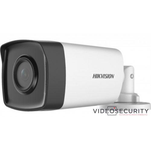 Hikvision DS-2CE17H0T-IT1F (2.4mm) 5 MP THD fix EXIR csőkamera TVI/AHD/CVI/CVBS kimenet