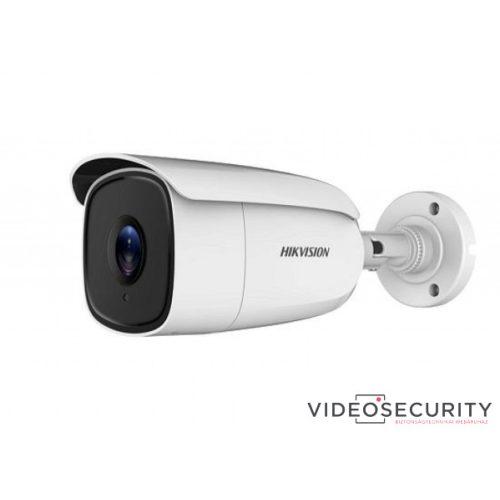 Hikvision DS-2CE18U8T-IT3 (2.8mm) 8 MP THD fix EXIR csőkamera OSD menüvel
