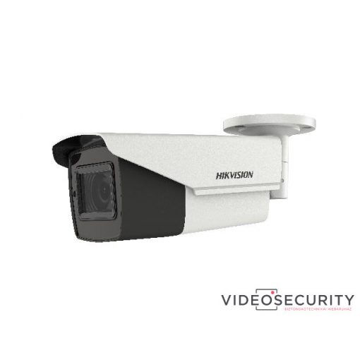 Hikvision DS-2CE19U1T-AIT3ZF(2.7-13.5mm) 8 MP THD motoros zoom EXIR csőkamera; OSD menüvel; TVI/AHD/CVI/CVBS kimenet