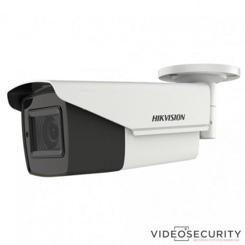 Hikvision DS-2CE19U7T-AIT3ZF(2.7-13.5mm) 8 MP THD WDR motoros zoom EXIR csőkamera OSD menüvel TVI/AHD/CVI/CVBS kimenet