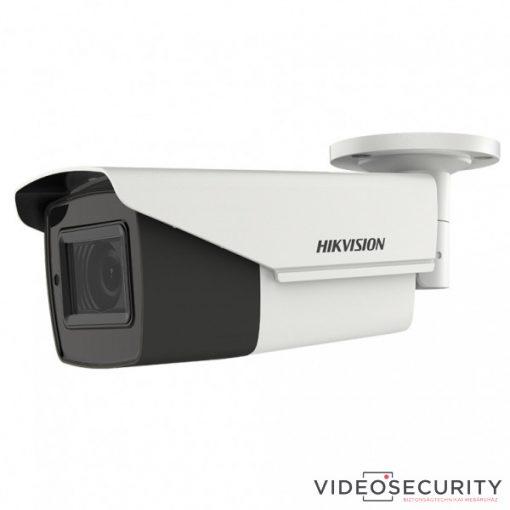 Hikvision DS-2CE19U7T-AIT3ZF(2.7-13.5mm) 8 MP THD WDR motoros zoom EXIR csőkamera; OSD menüvel; TVI/AHD/CVI/CVBS kimenet