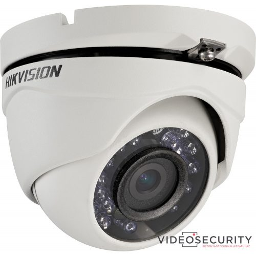 Hikvision DS-2CE56C0T-IRMF (2.8mm) 1 MP THD fix IR dómkamera TVI/AHD/CVI/CVBS kimenet