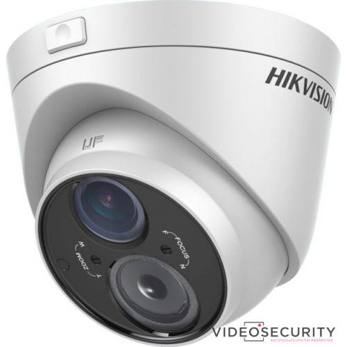 Hikvision DS-2CE56C5T-VFIT3 (2.8-12mm) 1.3 MP THD varifokális EXIR dómkamera OSD menüvel