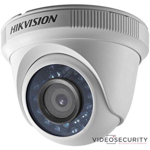Hikvision DS-2CE56D0T-IRF (6mm) 2 MP THD fix IR dómkamera TVI/AHD/CVI/CVBS kimenet