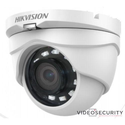 Hikvision DS-2CE56D0T-IRMF (2.8mm) (C) 2 MP THD fix IR dómkamera TVI/AHD/CVI/CVBS kimenet
