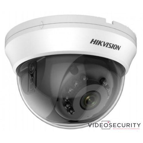Hikvision DS-2CE56D0T-IRMMF (2.8mm) (C) 2 MP THD fix IR dómkamera TVI/AHD/CVI/CVBS kimenet