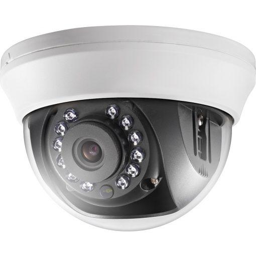 Hikvision DS-2CE56D0T-IRMMF (2.8mm) 2 MP THD fix IR dómkamera; TVI/AHD/CVI/CVBS kimenet