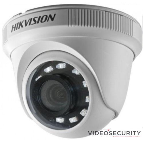 Hikvision DS-2CE56D0T-IRPF (2.8mm) (C) 2 MP THD fix IR dómkamera TVI/AHD/CVI/CVBS kimenet
